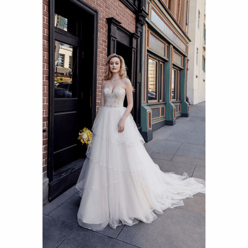 Kitty Chen Wedding Dress Separate– Marke (bottom)