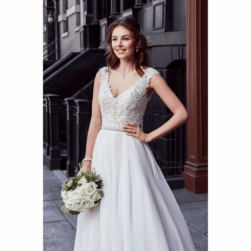 Kitty Chen Wedding Dress Separate– Pia (Top)