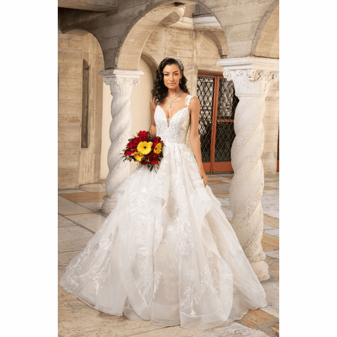 Kitty Chen Wedding Dress - <br> Tara