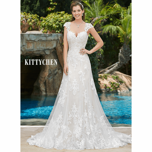 Kitty Chen Wedding Dress – Thora