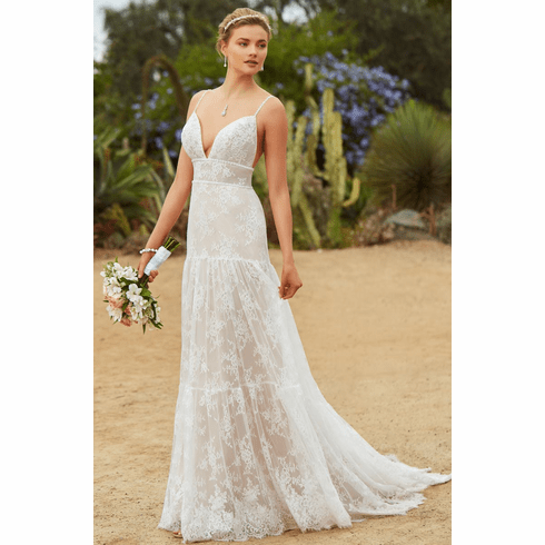 Kitty Chen Wedding Dress - <br>  Vida