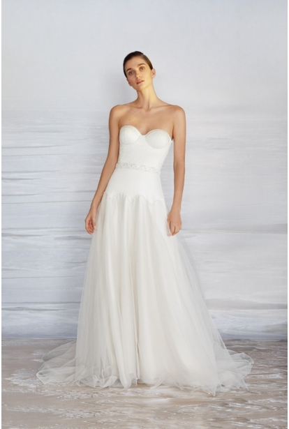 Liretta Wedding  Collection - <br> Mussel