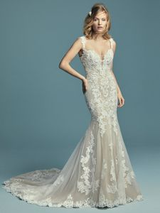 Maggie Sottero Wedding Dress – ABBIE