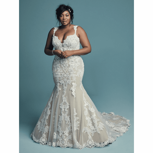 Maggie Sottero Wedding Dress –  <br>ABBIE LYNETTE