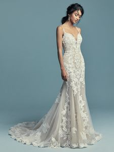 Maggie Sottero Wedding Dress – ABBIE MARIE