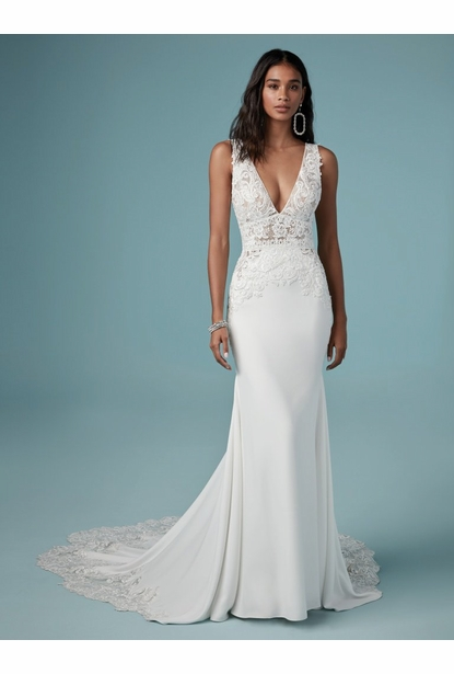 Maggie Sottero Wedding Dress -  <br>AIDAN