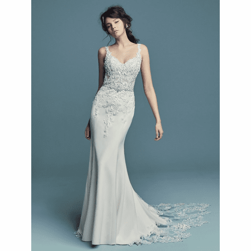 Maggie Sottero Wedding Dress –  <br>ALAINA