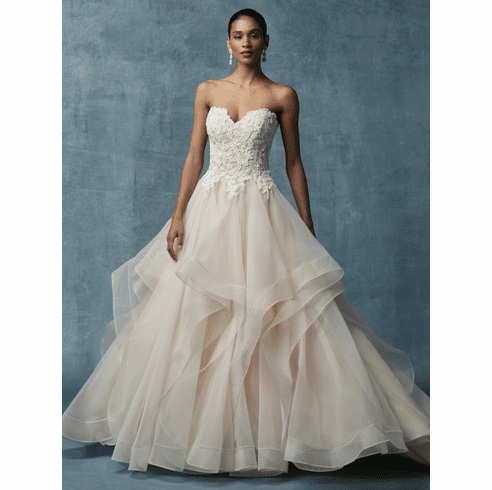Maggie Sottero Wedding Dress -  <br>ANASTASIA