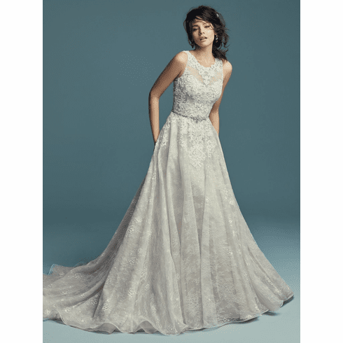 Maggie Sottero Wedding Dress  –  <br>ANNABELLA
