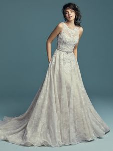 Maggie Sottero Wedding Dress – ANNABELLA