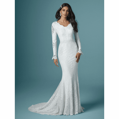 Maggie Sottero Wedding Dress -  <br>ANTONIA LEIGH