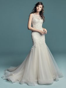 Maggie Sottero Wedding Dress –  ARIELLA