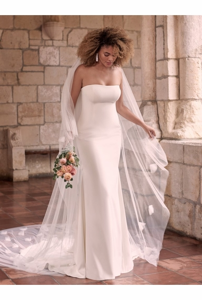 Maggie Sottero Wedding Dress -  <br> Bayler