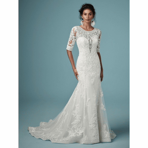 Maggie Sottero Wedding Dress -   <br>BLAKE