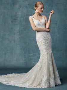 Maggie Sottero Wedding Dress - BRECKLYN