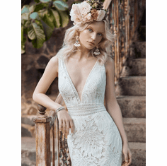 Maggie Sottero Wedding Dress -  <br> Burke