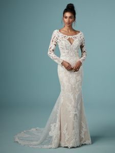 Maggie Sottero Wedding Dress -  CHEYENNE