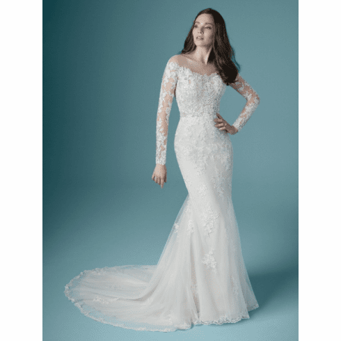Maggie Sottero Wedding Dress -  <br>CHEVELLE