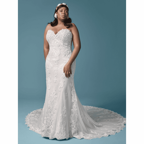 Maggie Sottero Wedding Dress -  <br> Clarette Anne
