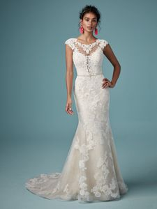 Maggie Sottero Wedding Dress - CLEMENTINE