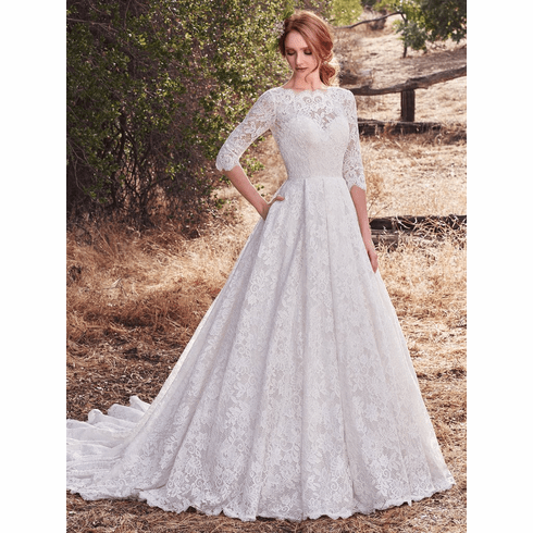 Maggie Sottero Wedding Dress –  <br>Cordelia