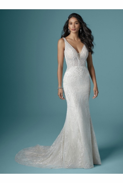 Maggie Sottero Wedding Dress -  <br>ELAINE