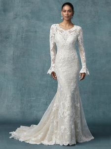 Maggie Sottero Wedding Dress -  ENGLAND