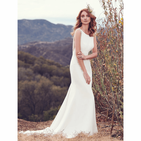 Maggie Sottero Wedding Dress – <br> Evangelina