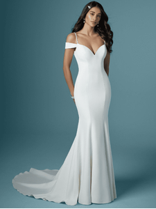 Maggie Sottero Wedding Dress -  <br>EVE MARIE