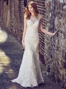 Maggie Sottero Wedding Dress – Everly