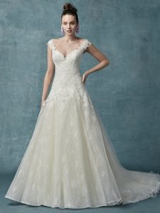 Maggie Sottero Wedding Dress - FRANCETTE