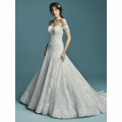 Maggie Sottero Wedding Dress –  <br>GAIL