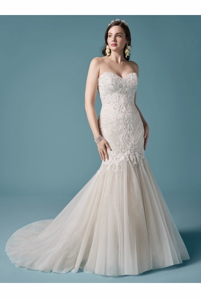 Maggie Sottero Wedding Dress -  <br> Gideon