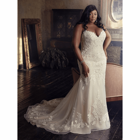 Maggie Sottero Wedding Dress -  <br>GLORIETTA LYNETTE