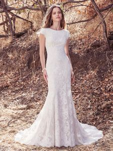 Maggie Sottero Wedding Dress – Hudson Lynette