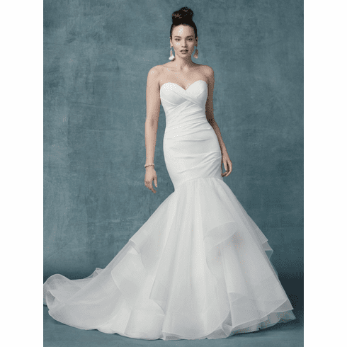 Maggie Sottero Wedding Dress -  <br>JACQUELINE