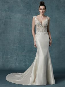 Maggie Sottero Wedding Dress -  JANELLE