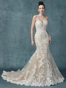 Maggie Sottero Wedding Dress - JANSON