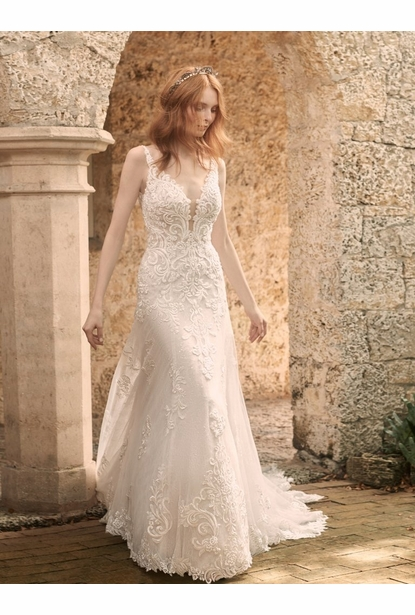 Maggie Sottero Wedding Dress -  <br> Johanna