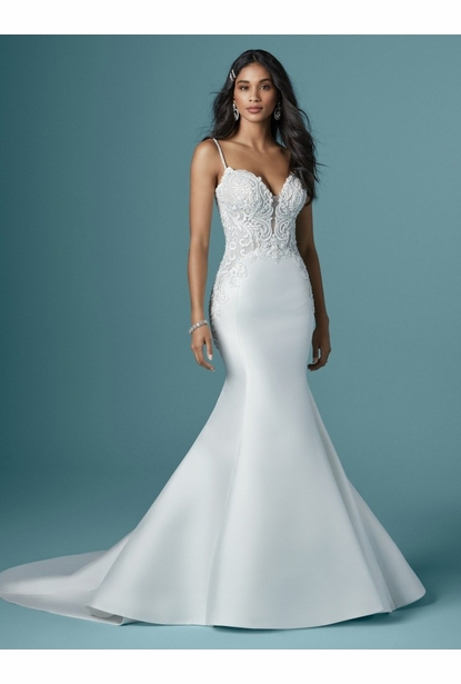 Maggie Sottero Wedding Dress - <br>JUANITA