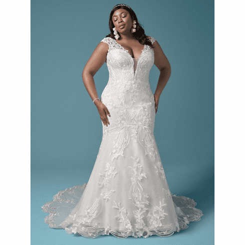 Maggie Sottero Wedding Dress -  <br> Keenan Lynette