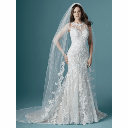 Maggie Sottero Wedding Dress -  <br>LEAH