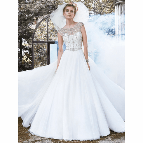 Maggie Sottero Wedding Dress - Leandra SAMPLE