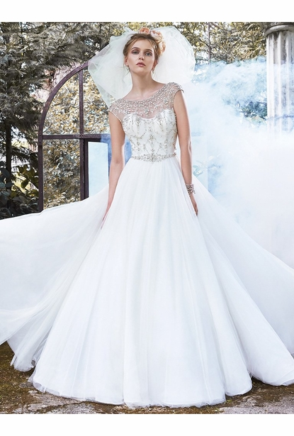 Maggie Sottero Wedding Dress - Leandra SAMPLE $199