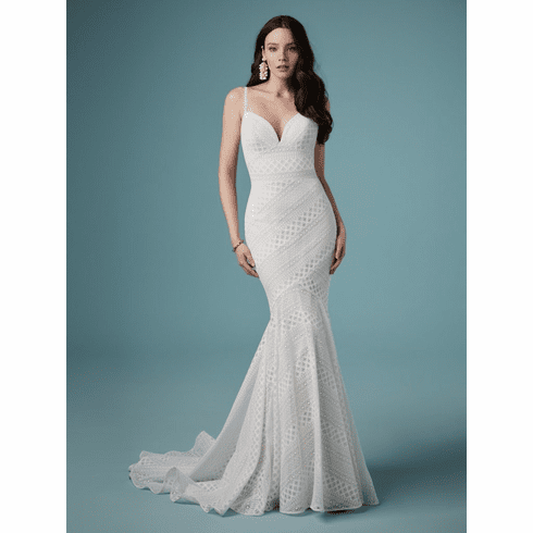Maggie Sottero Wedding Dress - <br> LILANA