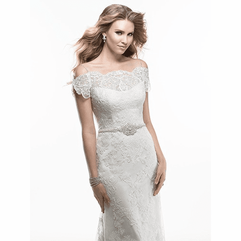 Maggie Sottero Wedding Dress – Louise SAMPLE