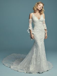 Maggie Sottero Wedding Dress – Lucienne Marie