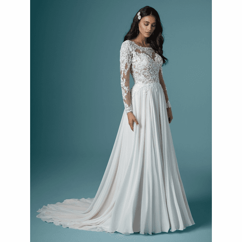 Maggie Sottero Wedding Dress -  <br>MADILYN