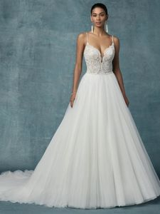 Maggie Sottero Wedding Dress - MALLORY
