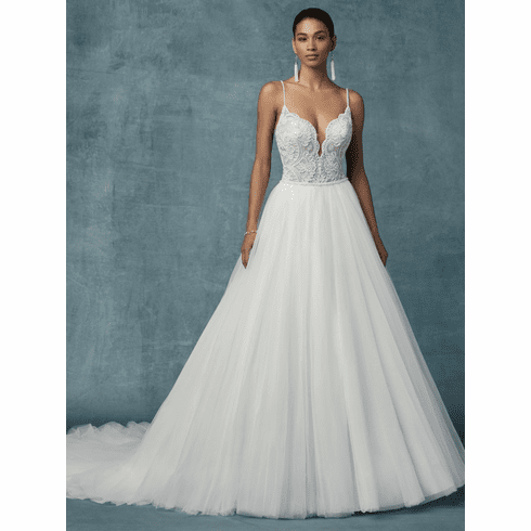 Maggie Sottero Wedding Dress -  <br>MALLORY